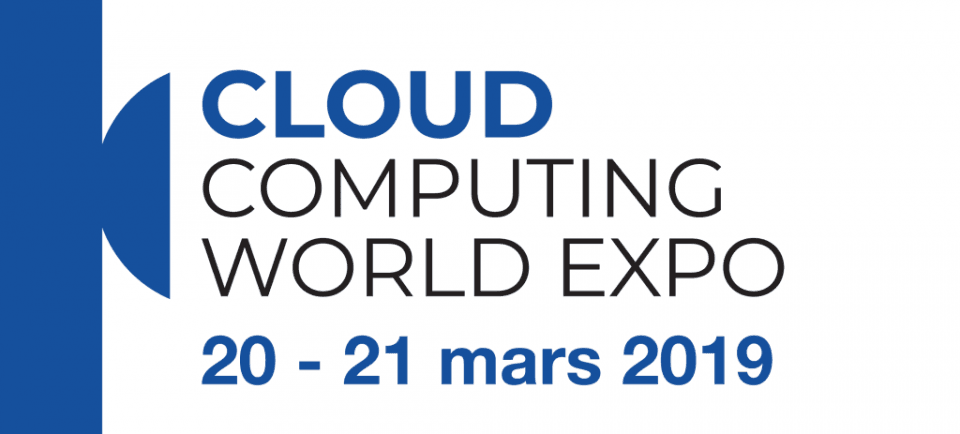 Cloud Computing World expo 2019 logo